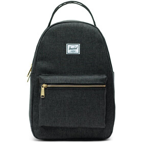 Herschel Nova Small Backpack 14l black crosshatch